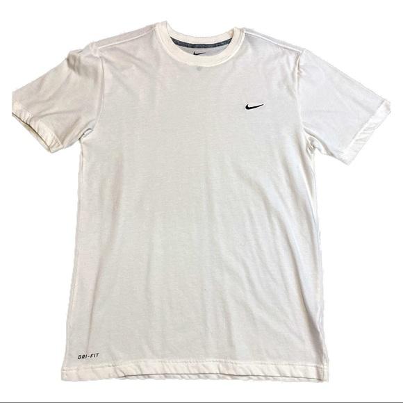 Nike Swoosh Dri-Fit Active Tee Shirt - Mens M